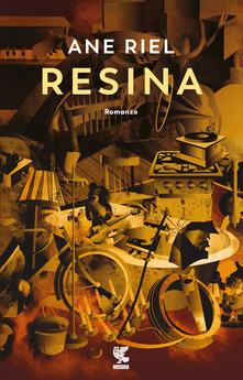 Resina - Ane Riel - copertina