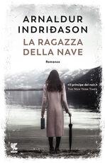 Libro La ragazza della nave Arnaldur Indriðason