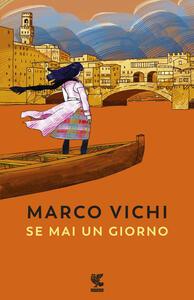 Se mai un giorno - Marco Vichi - copertina