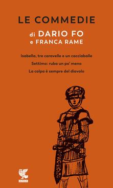 Voluntariadobaleares2014.es Le commedie. Vol. 2: Isabella, tre caravelle e un cacciaballe-Settimo: ruba un po' meno-La colpa è sempre del diavolo. Image