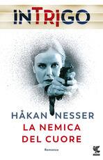 Libro La nemica del cuore Håkan Nesser