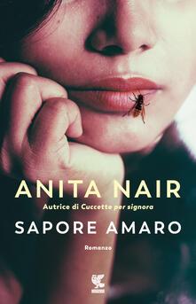 Sapore amaro - Anita Nair - copertina