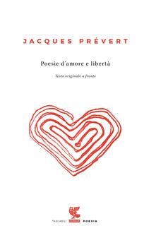 Listadelpopolo.it Poesie d'amore e libertà. Testo francese a fronte Image