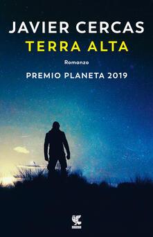 Terra Alta - Javier Cercas - copertina