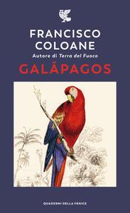 Libro Galápagos. Nuova ediz. Francisco Coloane