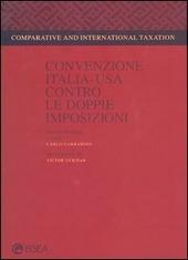 Convenzione Italia-Usa contro le doppie imposizioni