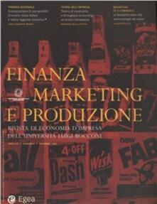 Equilibrifestival.it Finanza marketing e produzione (2001). Vol. 4 Image