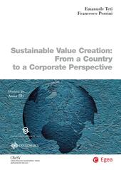 Sustainable value creation. From a country to a corporate perspective