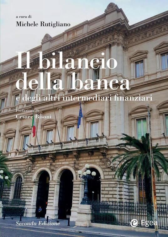 Il bilancio della banca e degli altri intermediari finanziari - Michele Rutigliano - ebook