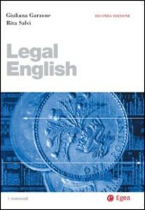 Libro Legal english Giuliana Garzone , Rita Salvi