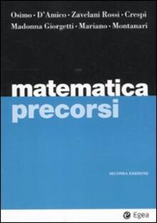 Daddyswing.es Matematica precorsi Image