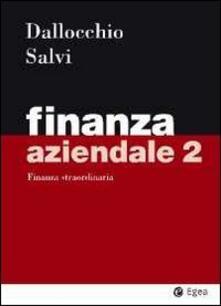 Daddyswing.es Finanza aziendale. Vol. 2: Finanza straordinaria. Image
