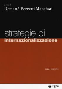 Libro Strategie di internazionalizzazione