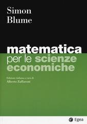 Matematica per le scienze economiche