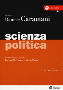 Libro Scienza politica