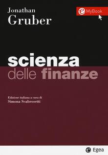 Lpgcsostenible.es Scienza delle finanze. Con Contenuto digitale per download e accesso on line Image