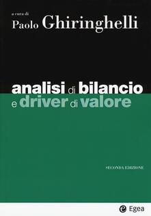 Analisi di bilancio e driver di valore.pdf