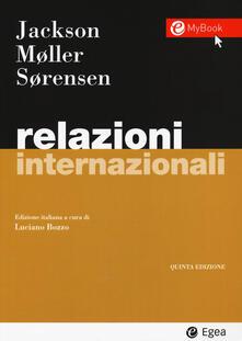 Relazioni internazionali. Con Contenuto digitale per download e accesso on line.pdf