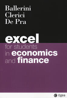 Daddyswing.es Excel for students in economics and finance Image