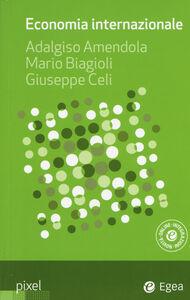Foto Cover di Economia internazionale, Libro di AA.VV edito da EGEA