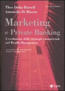 Marketing e private banking. L'evoluzione delle strategie commerciali nel Wealth Management