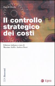 Libro Il controllo strategico dei costi David Doyle