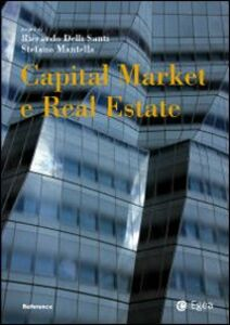 Libro Capital market e Real Estate