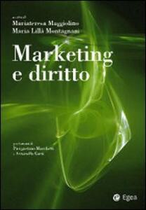 Marketing e diritto