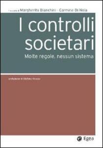 I controlli societari