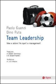 Winniearcher.com Team leadership. Idee e azioni tra sport e management Image