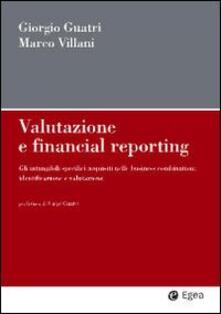 Writersfactory.it Valutazione e financial reporting. Gli intangibili acquisiti nelle business combinations: identificazione e valutazione Image