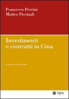 Lpgcsostenible.es Investimenti e contratti in Cina Image