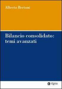 Foto Cover di Bilancio consolidato: temi avanzati, Libro di Alberto Bertoni, edito da EGEA
