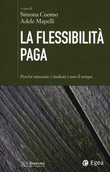 Antondemarirreguera.es La flessibilità paga. Perché misurare i risultati e non il tempo Image