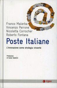 Libro Poste Italiane. L'innovazione come strategia vincente