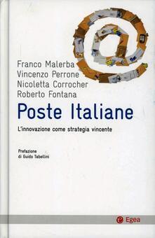 Premioquesti.it Poste Italiane. L'innovazione come strategia vincente Image