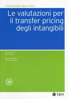 Amatigota.it Le valutazioni per il transfer pricing degli intangibili Image