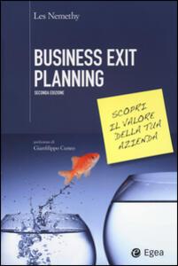 Business exit planning. Scopri il valore della tua azienda