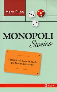 Libro Monopoli stories Mary Pilon
