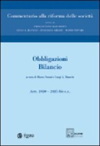 Foto Cover di Commentario alla riforma delle società. Vol. 7: Obbligazioni. Bilancio. Artt. 2410-2435 bis., Libro di  edito da EGEA
