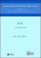 Società a responsabilità limitata art. 2462-2483 c.c.