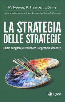 Fondazionesergioperlamusica.it La strategia delle strategie. Come scegliere e realizzare l'approccio vincente Image