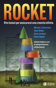 Libro Rocket. Otto lezioni per assicurarsi una crescita infinita