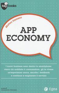Libro App economy Matteo Sarzana