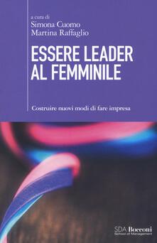 Antondemarirreguera.es Essere leader al femminile. Costruire nuovi modi di fare impresa Image