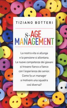 Osteriacasadimare.it S-Age management. Gestire con saggezza generazioni diverse Image