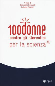 Mercatinidinataletorino.it 100 donne contro gli stereotipi della scienza Image