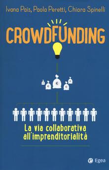 Antondemarirreguera.es Crowdfunding. La via collaborativa all'imprenditorialità Image