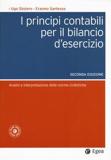Camfeed.it I principi contabili per il bilancio d'esercizio. Analisi e interpretazione delle norme civilistiche Image