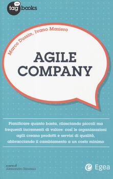 Atomicabionda-ilfilm.it Agile company Image